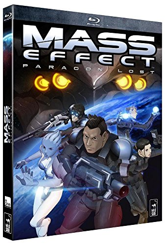 Mass Effect : Paragon Lost [Blu-Ray]
