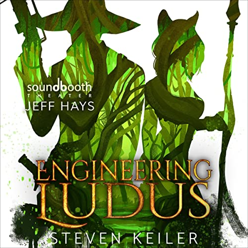 Engineering Ludus Audiobook By Steven Keiler cover art