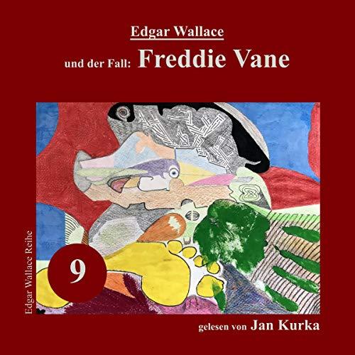 Freddie Vane audiobook cover art