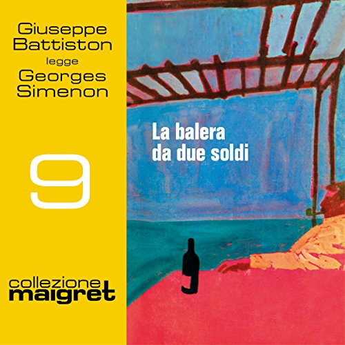 La balera da due soldi audiobook cover art