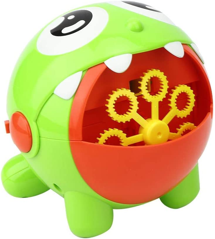 Germerse Super Cute Bubble Blowing Toy, Children Bubble Blowing