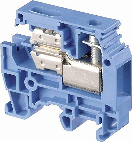 ABB 1SNA 125 119 R1400 Trennklemme 8 mm Schrauben Belegung: N Blau 1 St.