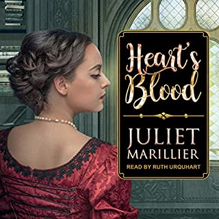 Heart's Blood                   By:                                                                                                                                 Juliet Marillier                               Narrated by:                                                                                                                                 Ruth Urquhart                      Length: 16 hrs and 10 mins     74 ratings     Overall 4.6