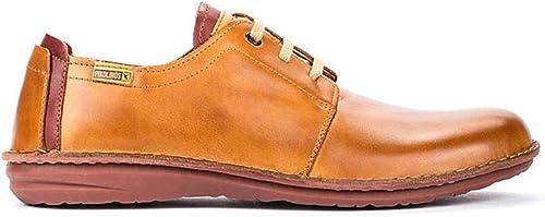 PIKOLINOS Zapato Plano de Piel Santiago M8M