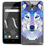 Case for 5 inch Wiko Jerry 2, Wolf