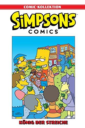 Simpsons Comic-Kollektion: Bd. 7: König der Streiche