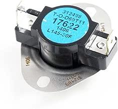 klixon limit switch