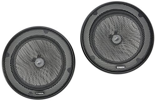 Focal 165AS Set de Medios y Tweeter, 2 Vías, 16.5 cm (6 1/2″), 2 piezas