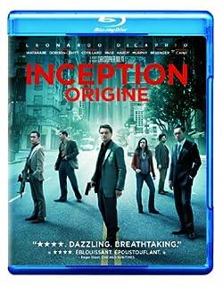 Inception / Origine (Bilingual) [Blu-ray] (B0047CG9HK)   Amazon price tracker / tracking, Amazon price history charts, Amazon price watches, Amazon price drop alerts
