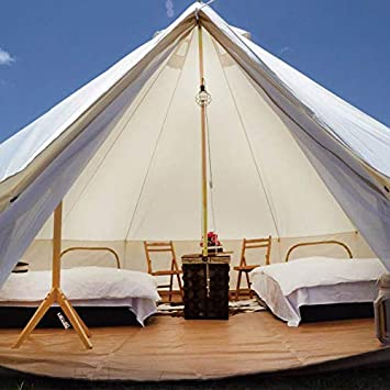 YAGUANGSHI Yurta al Aire Libre Tela Anti-Mosquitos Oxford ...