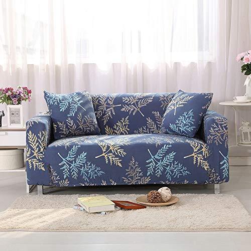 Funda de sofá de impresión Colorida geométrica Fundas elásticas Funda de sofá antisuciedad Funda de sofá Funiture Toalla All Wrap A13 3 plazas