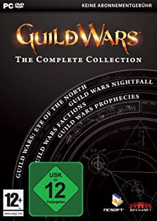 Guild Wars: The Complete Collection (B001GZGUYI) | Amazon price tracker / tracking, Amazon price history charts, Amazon price watches, Amazon price drop alerts
