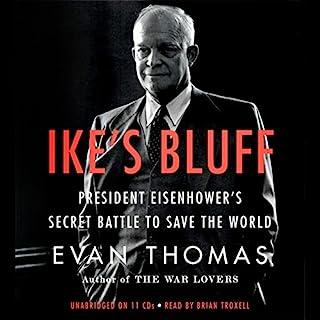 Ike's Bluff audiobook cover art