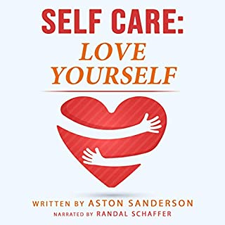 Self Care: Love Yourself audiobook cover art