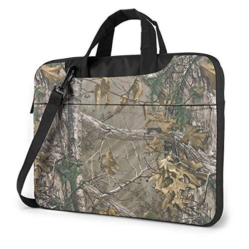 Realtree Quakeproof Laptop Bag Briefcase Shoulder Messenger Bag Satchel Tablet Bussiness Carrying Handbag