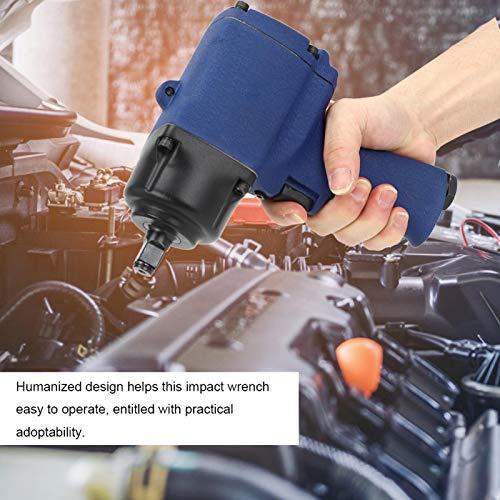 Llave de impacto Llave Herramienta manual de 1/2 pulgada para equipo de garaje(KP-5121)