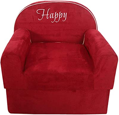 Amazon.com: SHELFDQ - Sofá infantil con tapizado para niños ...