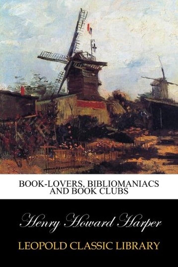 支店宗教的な事Book-Lovers, Bibliomaniacs and Book Clubs