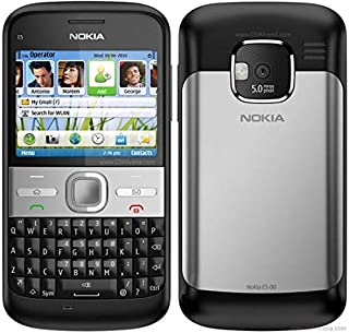 Nokia E5 (250 MB, WiFi 3G, Black)