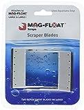Replacement Scrapers for Mag-Float Scrape - 2 pk