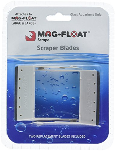 GULFSTREAM TROPICAL AQUAR Mag-Float Scrape Replacement Scrapers for The Large+