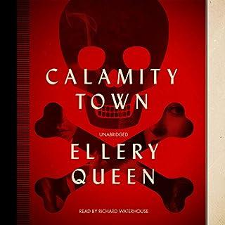 Calamity Town audiobook cover art