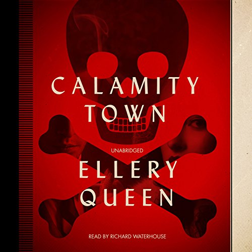 Calamity Town audiobook cover art
