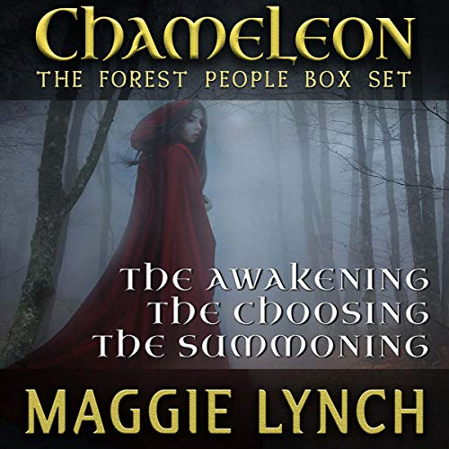 The Forest People Trilogy audiobook cover art