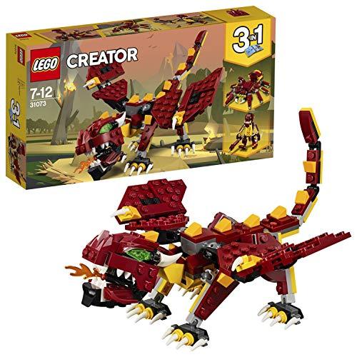 Lego Creator - Creature Mitiche, 31073