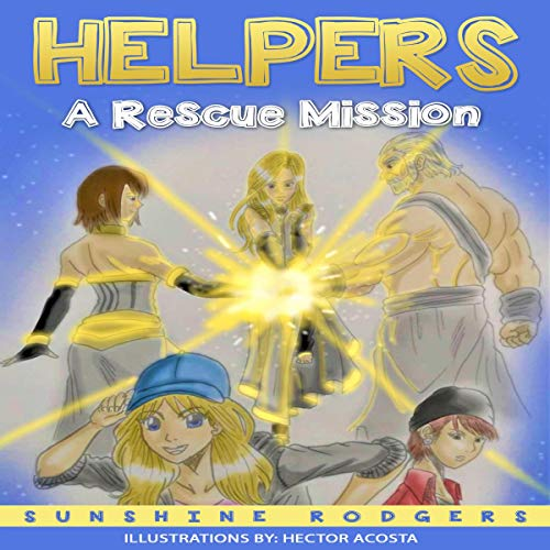 Helpers audiobook cover art