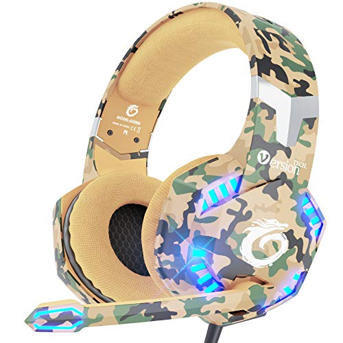 VersionTECH. Stereo Gaming Headset for PS4 Xbox One...