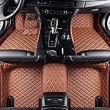 Alfombrilla De Coche Cuero para Jeep Grand Cherokee Wk2 2011-2018(RHD), El Alfombra Coche Antideslizantes Delanteras Traseros Esteras Moqueta Impermeables Todo Clima Set Auto Accesorios