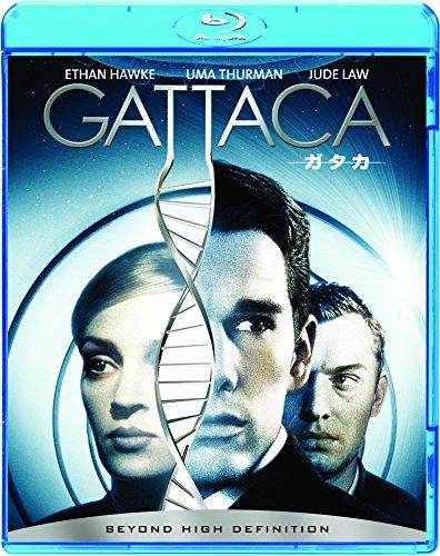 ガタカ [AmazonDVDコレクション] [Blu-ray]
