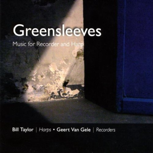 Greensleeves, Music For Recorder And Harp