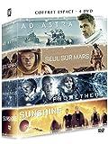 Ad astra + seul sur mars + prometheus + sunshine - coffret 4 films