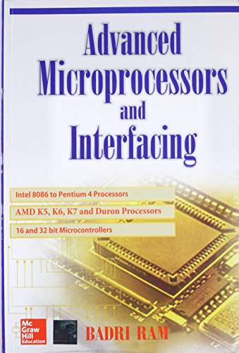 Compare Textbook Prices for Advanced Microprocessors And Interfacing, 1Ed 1st Edition ISBN 9780070434486 by BADRI RAM