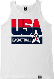 FTD Apparel Men's USA Basketball Tank Top