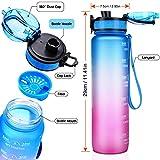 Zoom IMG-1 wotek bottiglia acqua borraccia sportiva