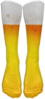 Hunter qiang, Calcetines largos unisex de caña atlética, 50 cm