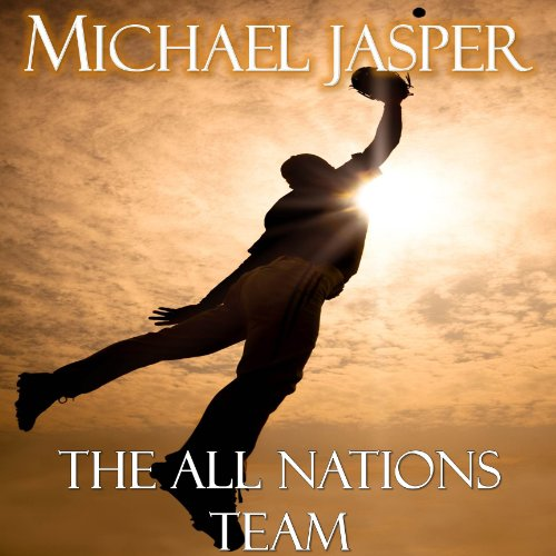 The All Nations Team audiobook cover art