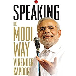Speaking: The Modi Way cover art