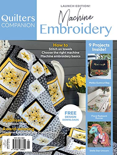 Machine Embroidery (English Edition)
