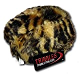 Star Trek Tribble, Tiger Camouflage - New Dual Sound Version - Large Size