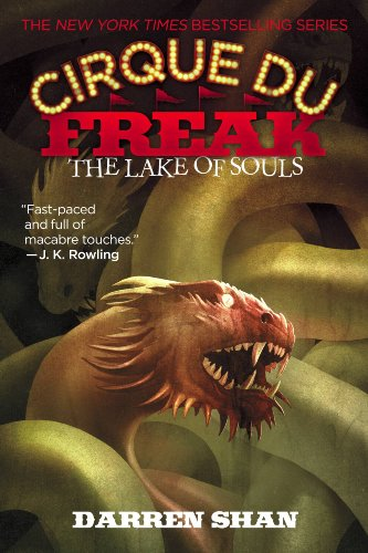 Cirque Du Freak: The Lake of Souls