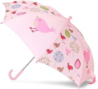 PENNY SCALLAN Paraguas Chirpy Bird Stick Umbrella 18 Centimeters Multicolour (Multicolor)