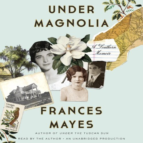 Under Magnolia audiobook cover art