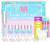 Missicee Kit de Permanente de Pestañas, Eyelash Perm Liquid Eyelash Wave - Herramientas de Maquillaje Curling de Pestañas, Lash Lift Long Lasting, Duradero y Natural