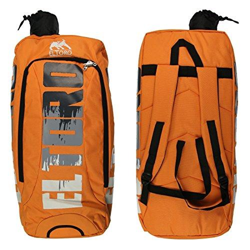 elToro Tournament - Rucksack | Farbe: Orange; Rucksack, Zubehör für Bogenschießen, Bogensport, Pfeil und Bogen