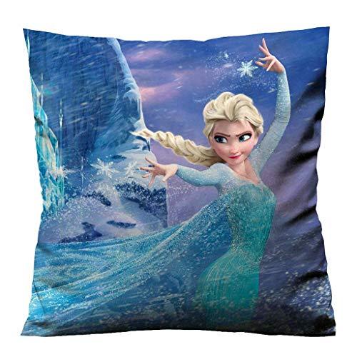 JKTOWN Funda de Almohada para Cojín Throw Pillow Case 16'x16' [40cm*40cm] DIS Ney EEY Ore Win NIE The POH Fundas Decorativas para Almohada Cushion Cover V-192