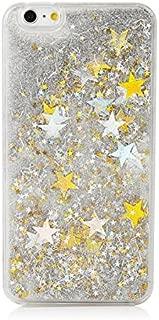 Skinnydip Gold/Silver Glitter Star iPhone 6/6s Plus Case